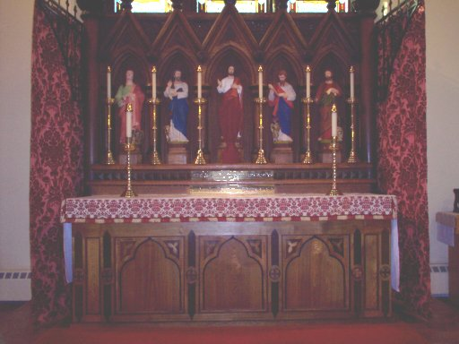 St. Peter's Cathedral Altar